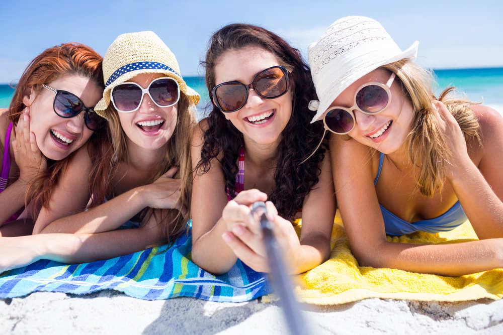 Gafas de sol para hacer tus viajes más seguros