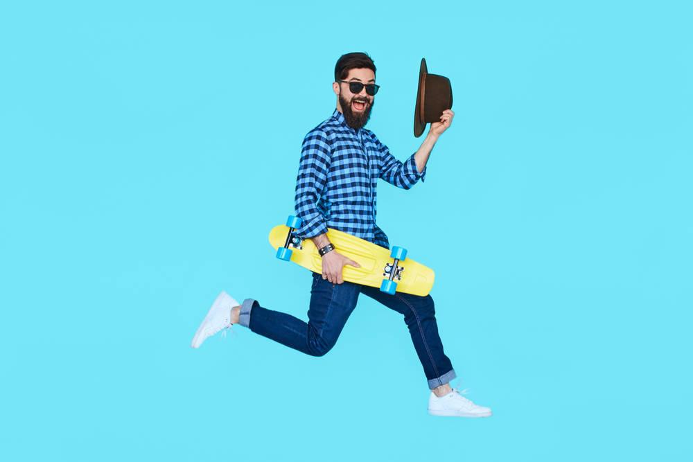 Ser hipster requiere un álbum de fotos personal