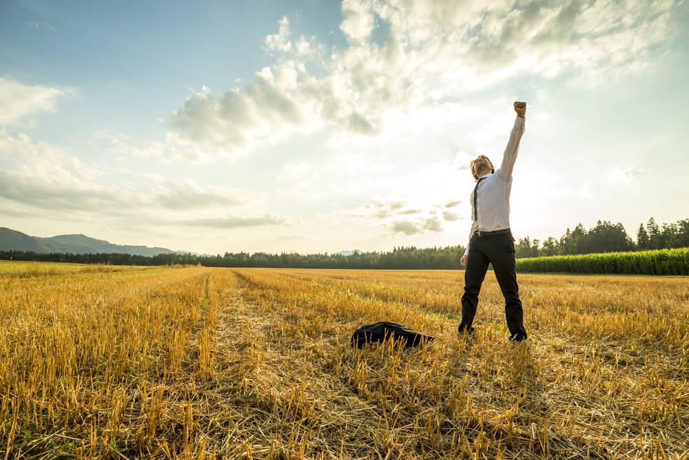 Alegrarse del éxito ajeno, un camino seguro a la prosperidad.