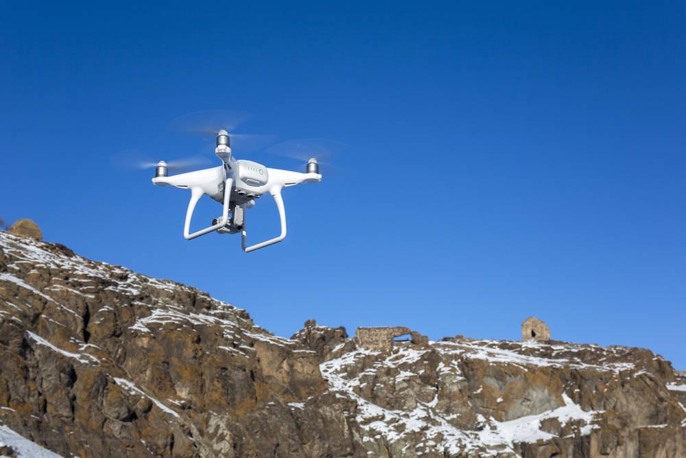 Los drones, toda una moda