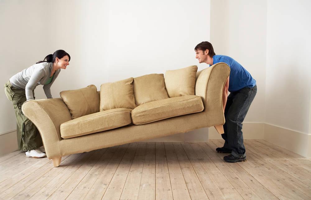 El mobiliario, parte efectiva de la moda