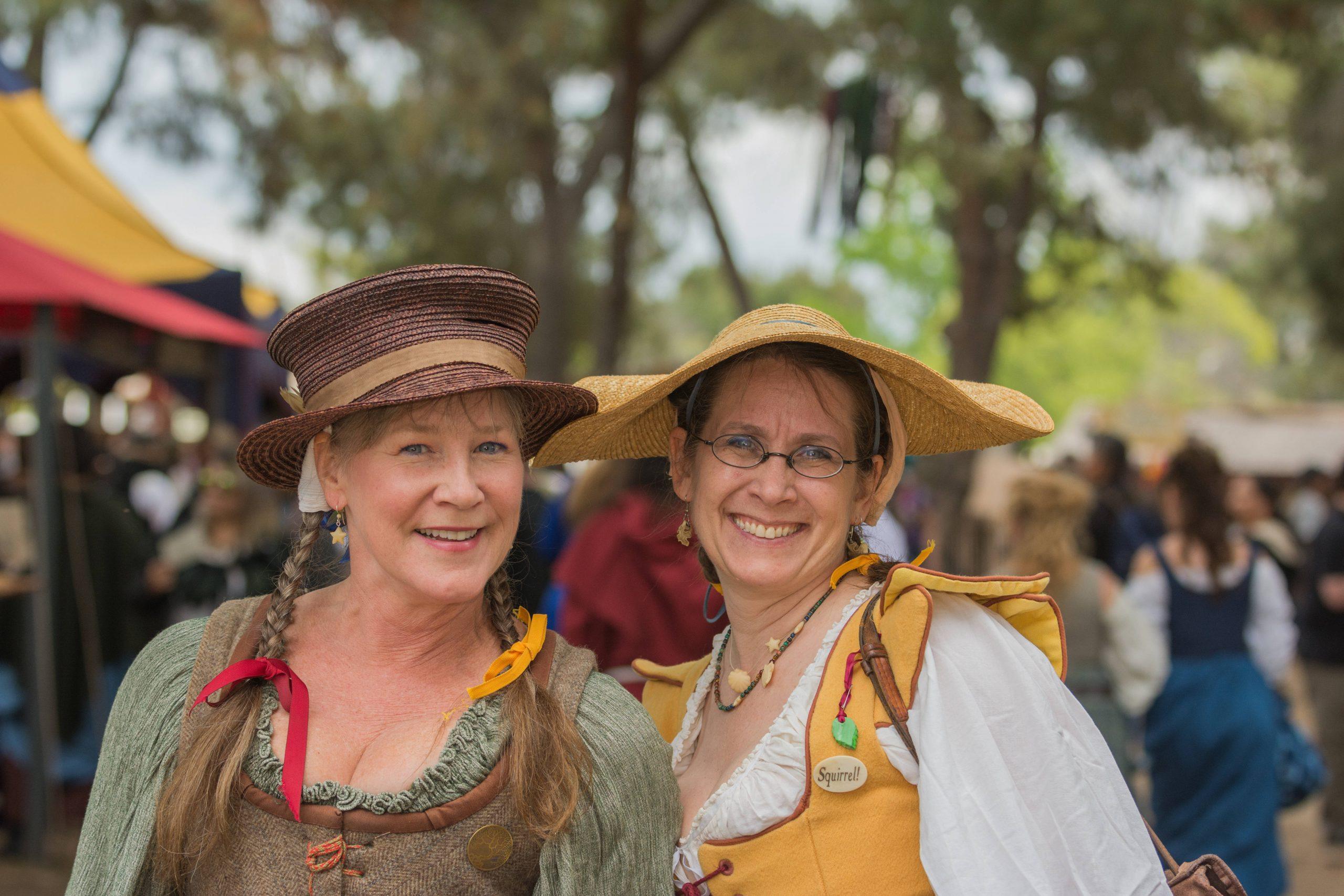 Los disfraces medievales son tendencia