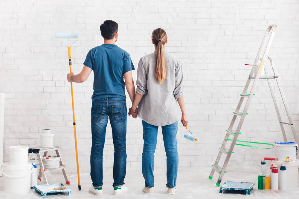 Guía para el decorador amateur: como empapelar tus paredes con papel pintado
