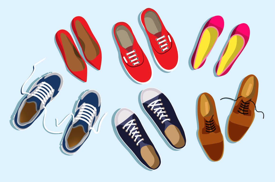 Las modernas tendencias en calzado o decoración, fundamentales para mostrar una imagen juvenil
