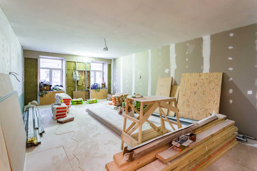 La rehabilitación y el diseño de interiores