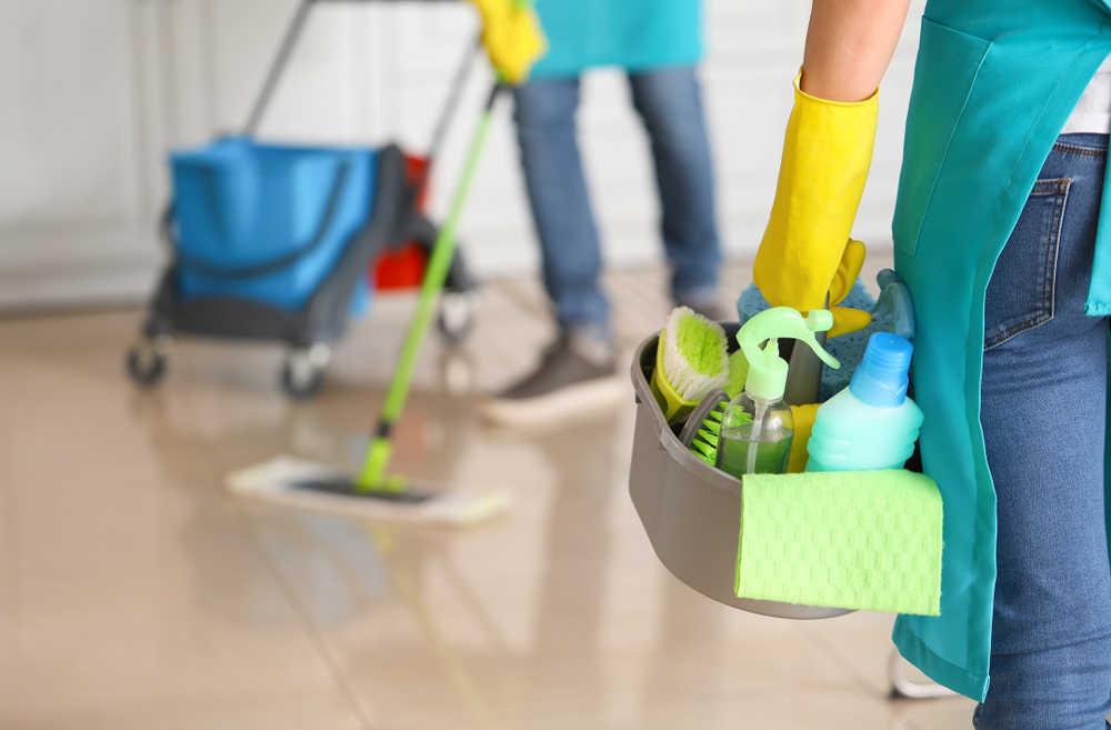 Los servicios de limpieza en la actualidad