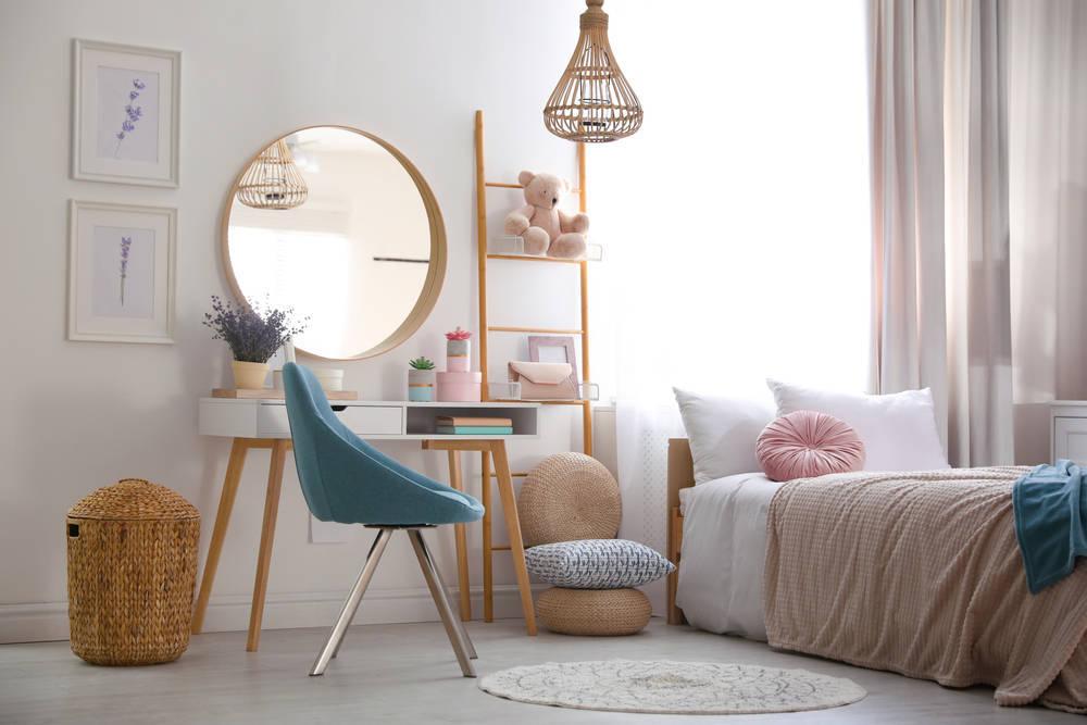 7 ideas y consejos para decorar un dormitorio juvenil